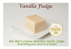 Bon Bon Candies Fudge